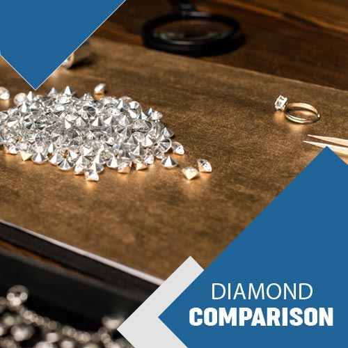 Diamond Comparison Information