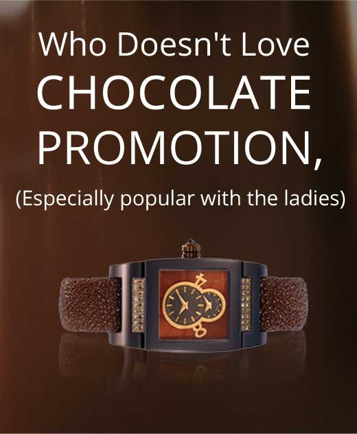Who Doesnt Love Chocolate promotion