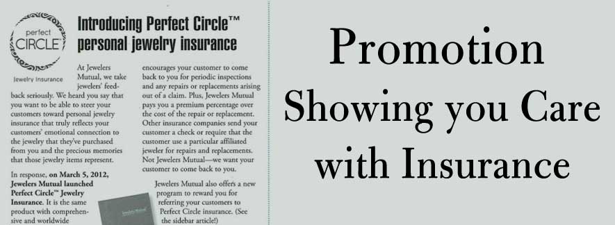 Promotion Showing you Care with Insurance